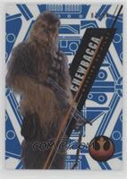 Form 2 - Chewbacca /99