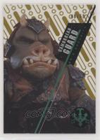 Form 1 - Gamorrean Guard [EX to NM] #/50