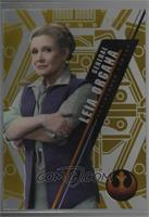 Form 2 - General Leia Organa [Noted] #/50
