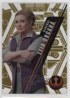 Form 2 - General Leia Organa #/50