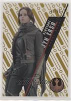 Form 1 - Sergeant Jyn Erso [Noted] #/50