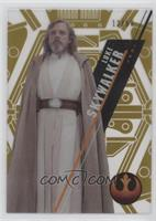 Form 2 - Luke Skywalker #/50