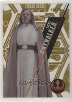 Form 2 - Luke Skywalker #/50