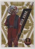 Form 2 - Nien Nunb [EX to NM] #/50
