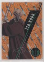Form 1 - Plo Koon [Noted] #/25