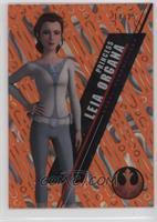 Form 1 - Princess Leia Organa /25