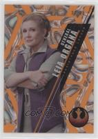 Form 2 - General Leia Organa [Noted] #/25