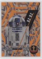 Form 2 - R2-D2 /25