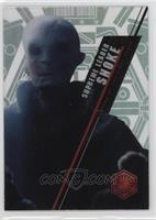 Form 2 - Supreme Leader Snoke