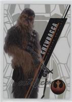 Form 2 - Chewbacca