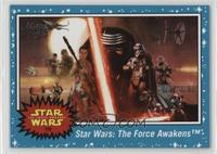 The Force Awakens - Star Wars: The Force Awakens