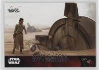Storyline - Rey's Invitation