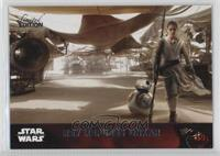 Storyline - Rey refuses Unkar