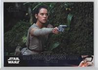 Rey Fights Off The First Order
