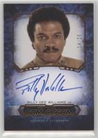 Billy Dee Williams as Lando Calrissian #/25
