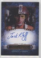 Jack Klaff as John D. Branon #/25