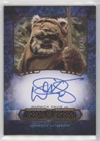 Warwick Davis as Wicket W. Warrick /25