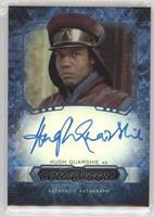 Hugh Quarshie as Captain Panaka /50