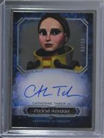 Catherine Taber as Padme Amidala [Noted] #/10