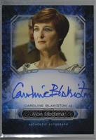 Caroline Blakiston as Mon Mothma [Noted]