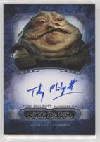 Toby Philpott as Jabba The Hutt