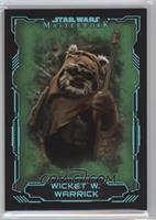 Wicket W. Warrick #/50