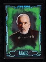 Count Dooku #/50