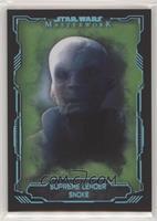 Supreme Leader Snoke /50