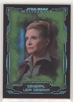General Leia Organa #/50