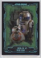 BB-8 & R2-D2 #/50