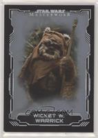 Wicket W. Warrick #/99