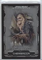 Chewbacca #/99