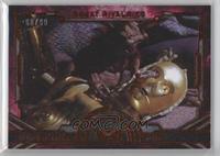 Salacious Crumb, C-3PO #/99