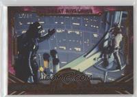 Darth Vader, Luke Skywalker #/99