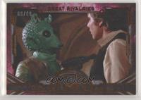 Greedo, Han Solo #/99