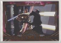 Obi-Wan Kenobi, Darth Maul #/99