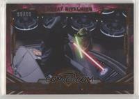 Darth Sidious, Yoda #/99
