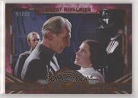 Grand Moff Tarkin, Princess Leia #/99