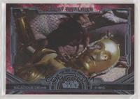 Salacious Crumb, C-3PO /299