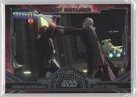 Anakin Skywalker, Count Dooku #/299