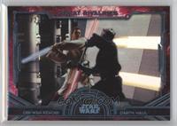 Obi-Wan Kenobi, Darth Maul #/299