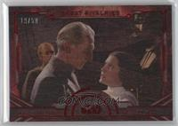 Grand Moff Tarkin, Princess Leia /50