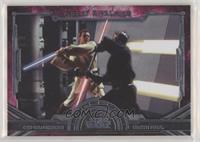 Obi-Wan Kenobi, Darth Maul