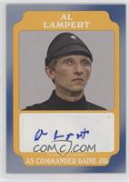 Al Lampert as Commander Daine Jir #1/10