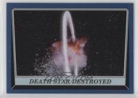 Death Star Destroyed
