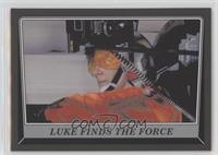 Luke Finds the Force