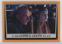 A Senator's Grand Plan #/50