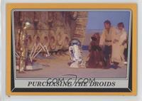 Purchasing the Droids #/50