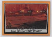 The Clone Wars Begin! /50