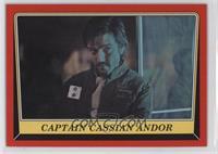 Captain Cassian Andor